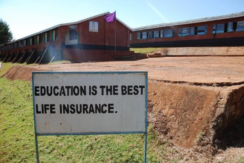 Vær med til at starte ny højskole i Kenya